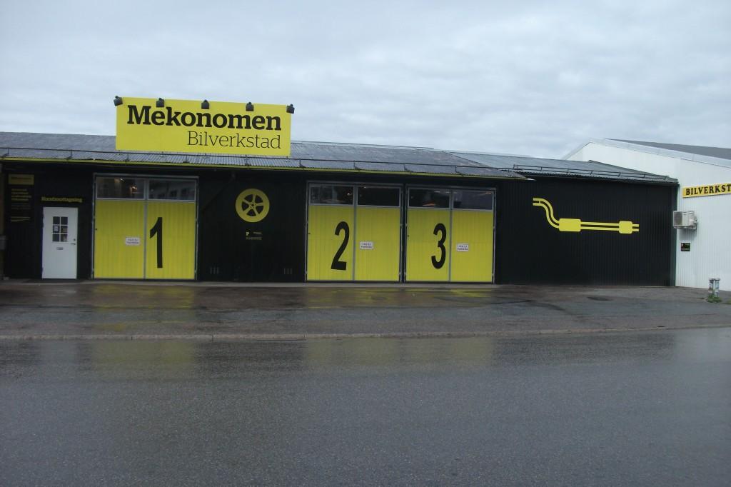 Mekonomen Däck & Bilverkstad med bilservice i Uppsala